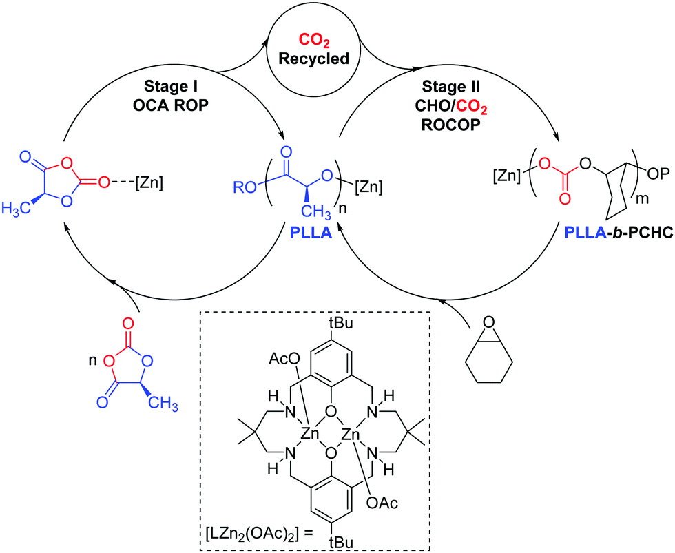 Waste not, want not: CO2 (re)cycling into block polymers
