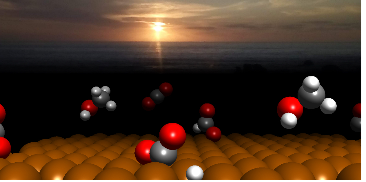 Mechanism of CO2 conversion to methanol over Cu(110) and Cu(100) surfaces