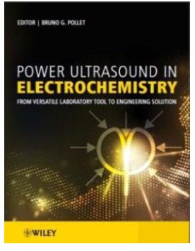 Power Ultrasound in Electrochemistry image