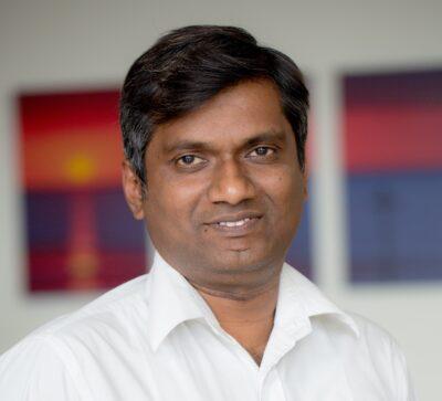 Photo of Dr M Sankar